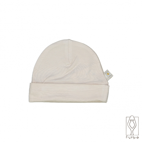 Baby hat in organic cotton