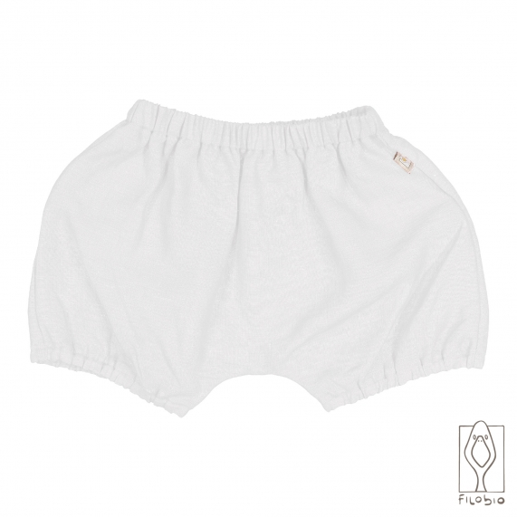 Baby panties in organic cotton