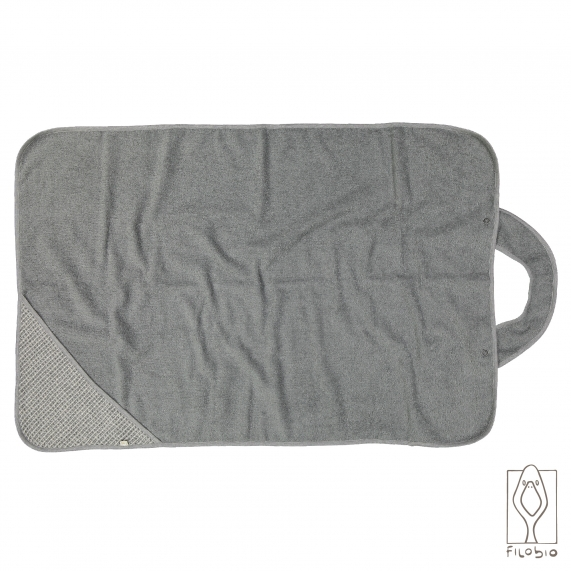 Baby and mom Towel in organic cotton