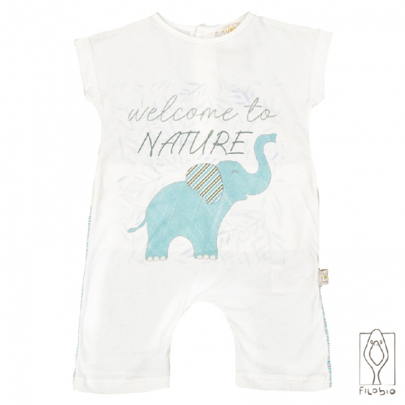 "Pagliaccetto Barnaba ""Welcome to Nature"""