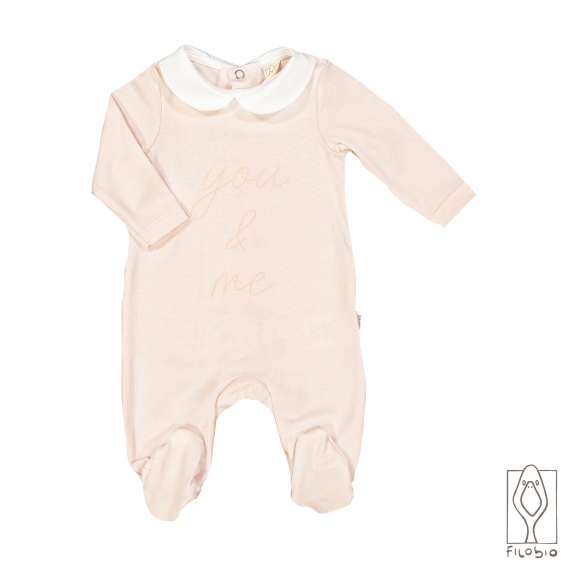 Baby footed onesie
